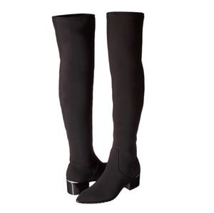 Donald J. Pliner Dayle Over Knee Boots NEW 5.5 B